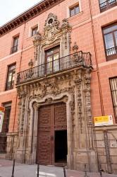 Palacio del Marques de Perales, actual Filmoteca Nacional en Madrid