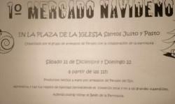 Mercadillo Artesanal Navidad 2013