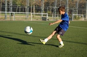 Escuela con F de Fútbol